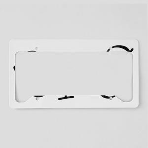 CPS Key Holder License Plate Holder