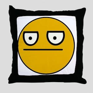 Grumpys _ Stoic _ Orignal Throw Pillow