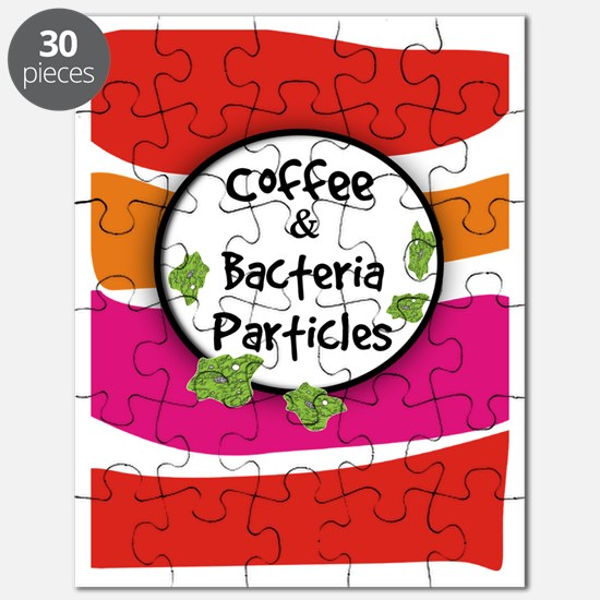 Coffee and Bacteria Particles Puzzle