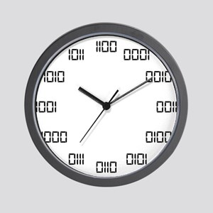 Binary Clock Wall Clock