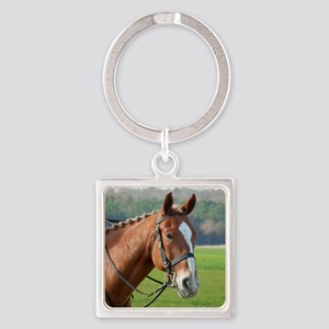 Goldie  Whip Square Keychain
