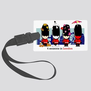 londonguards Large Luggage Tag