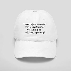 stable pharmacist Cap