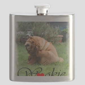 I love Wookie the Chow Flask