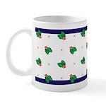 Holly And Stars Mug