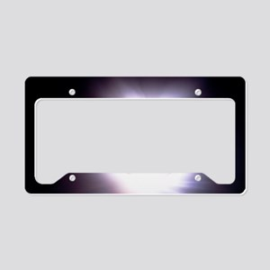 Total solar eclipse of March  License Plate Holder