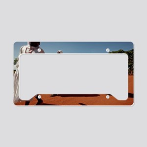 Ugandan nuns License Plate Holder