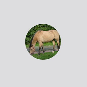 New Forest Pony Mini Button