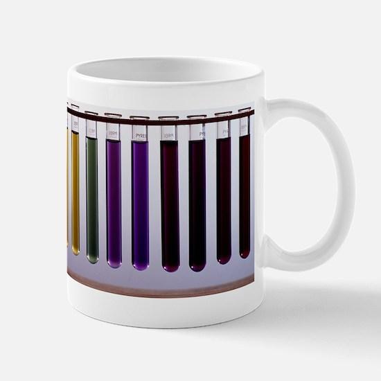 Universal indicator scale Mug