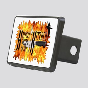 Hottest Thing in the Kitch Rectangular Hitch Cover