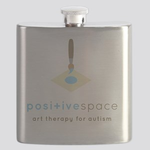 Positive Space Flask