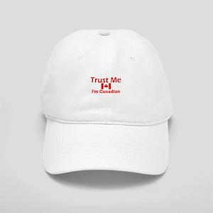 Trust Me I'm Canadian Cap
