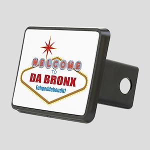 Da Bronx Rectangular Hitch Cover