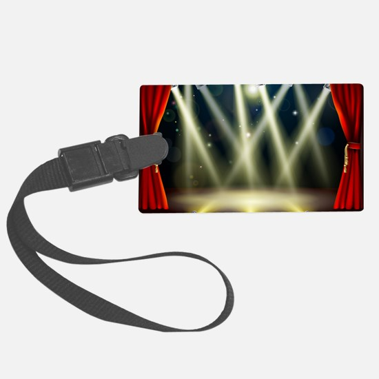 Stage Luggage Tag