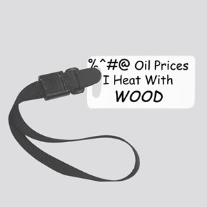 f oil prices Small Luggage Tag