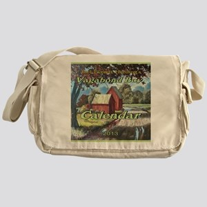 Vagabond Boy Calendar Cover Messenger Bag