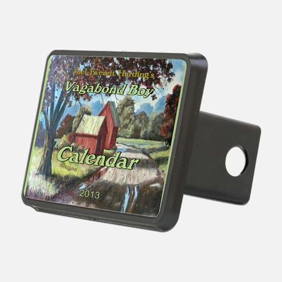 Vagabond Boy Calendar Cove Hitch Cover