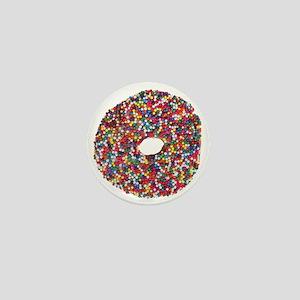 Sprinkles Donut Mini Button