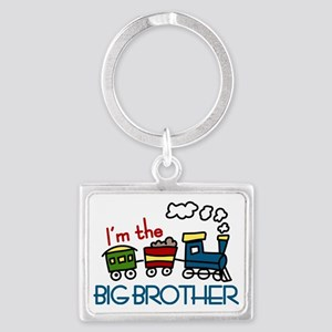 Big Brother Landscape Keychain