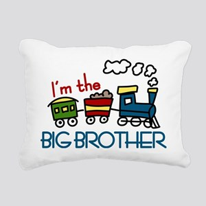 Big Brother Rectangular Canvas Pillow