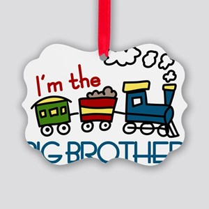 Big Brother Picture Ornament