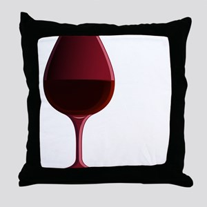 Sip Happens Throw Pillow