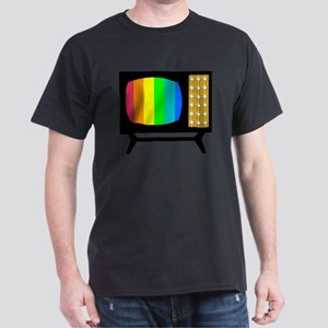 1959 Spectra-Color III by Whirling Sa Dark T-Shirt