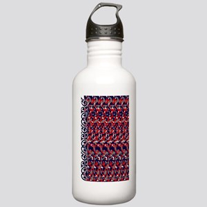 Camo Tribal Stainless Water Bottle 1.0L