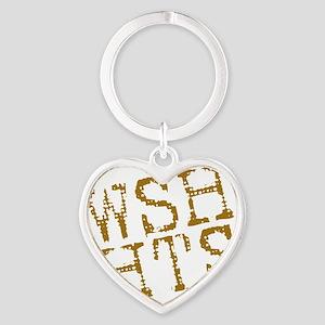 WSH HTS Heart Keychain