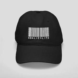 Barcode White Black Cap