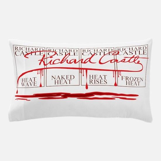 ChestSig-dark Pillow Case
