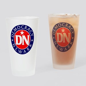 Democracy Newark Drinking Glass