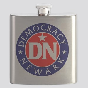 Democracy Newark Flask