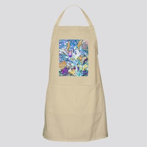 Flower Power Apron