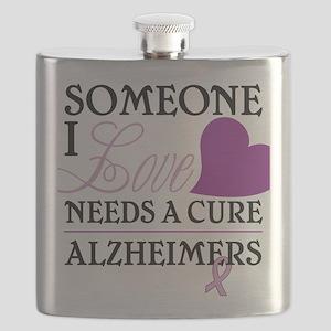 Someone I Love.... Flask