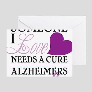 Someone I Love.... Greeting Card