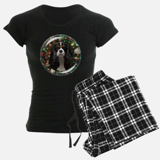 Tricolor Cavalier Pajamas