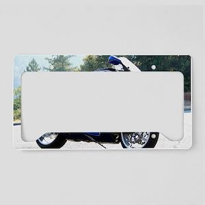 1-Pashnit Hayabusa License Plate Holder