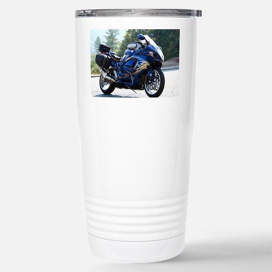 1-Pashnit Hayabusa Stainless Steel Travel Mug