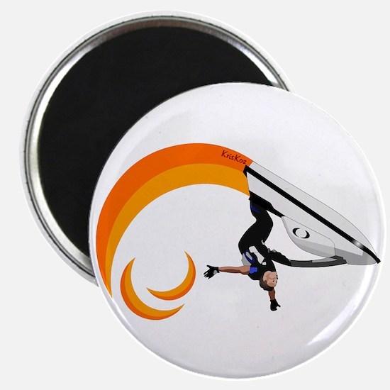 Hot Roll Magnet