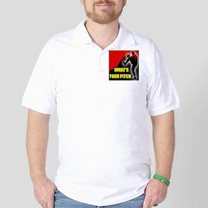 PITCHER Golf Shirt