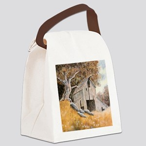 Old Barn Canvas Lunch Bag