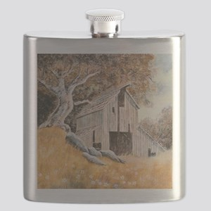 Old Barn Flask