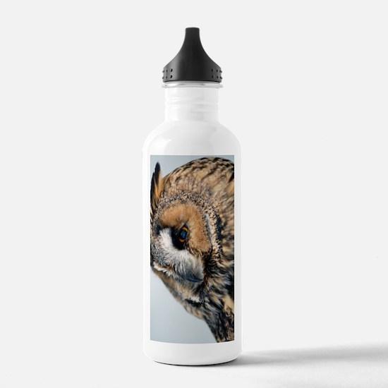 Eagle Owl Kindle Sleev Water Bottle