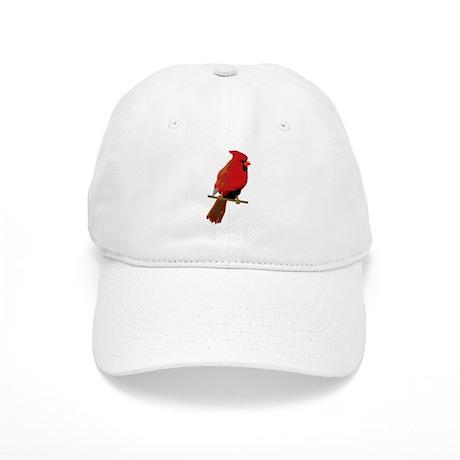 Male Cardinal Cap