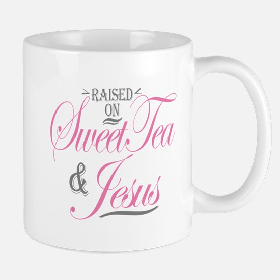 Sweet Tea and Jesus Mugs