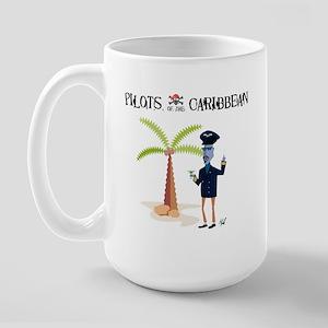 Pilots Large Mug