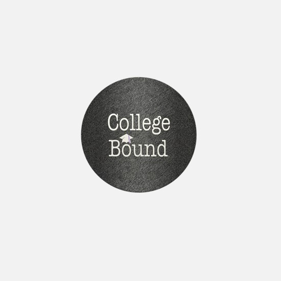 College Bound Mini Button