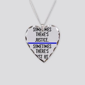 Justice Necklace Heart Charm