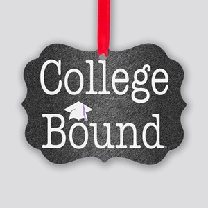 College Bound Picture Ornament